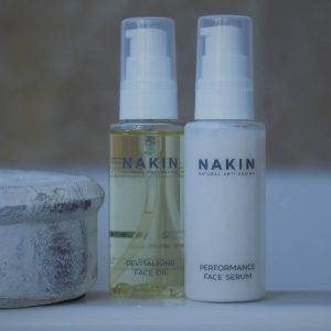 随单附赠正装面部精油(价值£22)Nakin 英国小众高端有机护肤产品热卖
