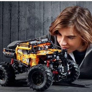 4驱极限越野车 42099 | 机械组