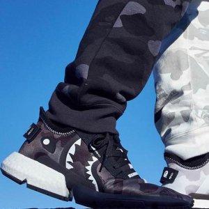 4月19日发售 三方联名上新:BAPE x Neighborhood x adidas Originals 联名潮鞋全球发售