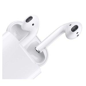7.2折特价 现价€129Apple AirPods 2代 (2019)无线蓝牙耳机 狂卖3600个