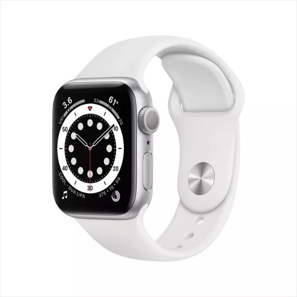 Watch Series 6 GPS Aluminum