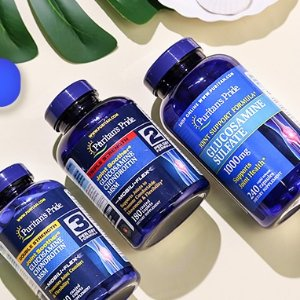 Extra 15%Puritan's Pride Joint Support Supplements