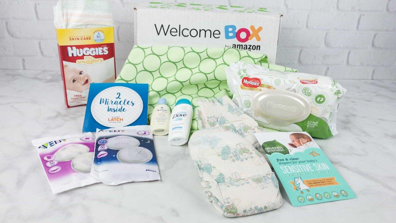这可能是北美上最全的 Baby welcome box 攻略了