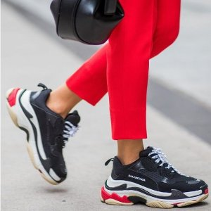 From $490 Balenciaga Sneakers @ Selfridges