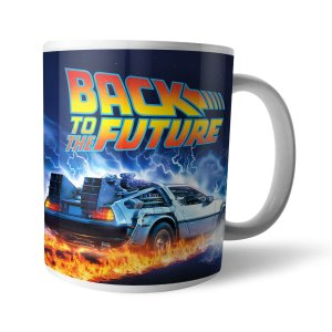 $12.99Back To The Future Mug and T-shirt Combo