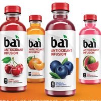 Bai Surfside 天然抗氧化饮料18 Fl Oz 15瓶