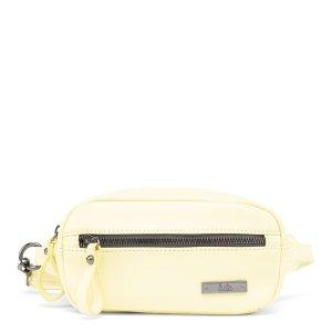Lula鹅黄色腰包