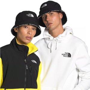 封面款$35+免邮The North Face 渔夫帽、棒球帽等配饰上新