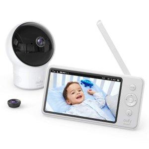 eufy Security Video Baby Monitor (720P Camera+5