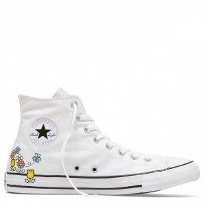 ConverseX Hello Kitty Chuck Taylor All Star 帆布鞋