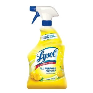 lysolLysol Lemon Breeze Scented All Purpose Cleaner & Disinfectant Spray - 32oz