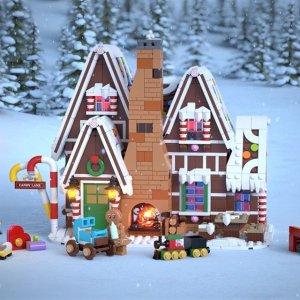 Lego姜饼屋 10267 | 专家系列