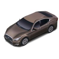 Nissan Fuga/Q70 折纸模型免费下载
