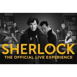 单人仅£24+免费照片Sherlock 官方现场密室逃脱好价 英伦侦探沉浸式体验