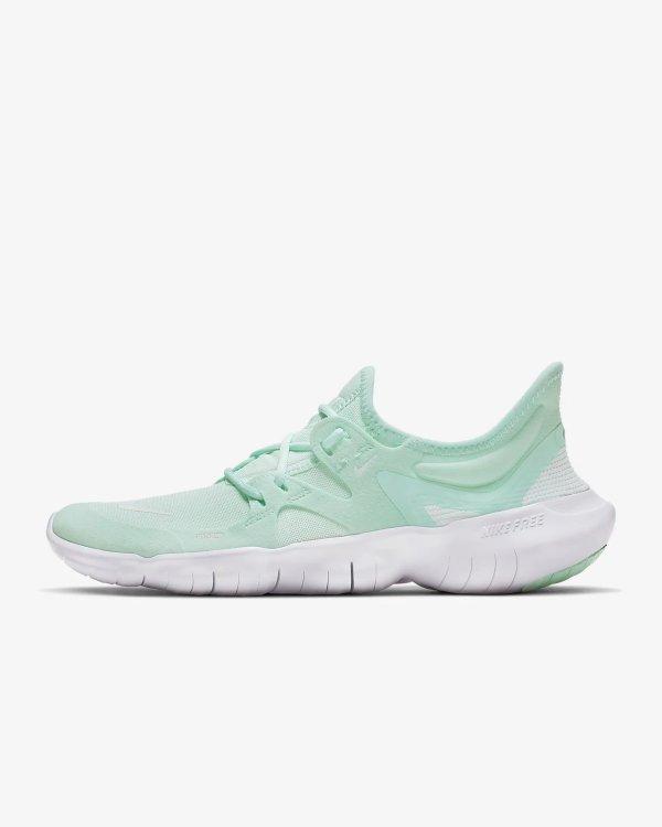 Free RN 5.0 女子跑鞋