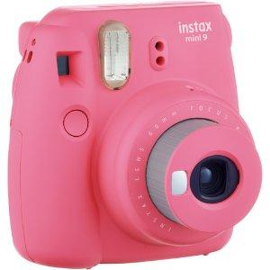 $49.99 多彩情人节Fujifilm Instax Mini 9 拍立得相机
