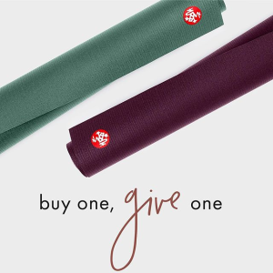 3 Days OnlyBuy One Give One Free on PRO Travel Yoga Mats