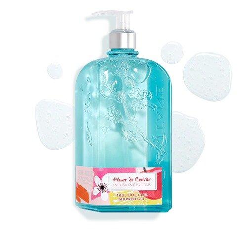 樱花沐浴乳