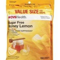 CVS Health 柠檬蜂蜜止咳糖