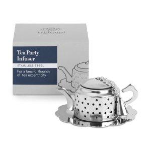 Whittard满£60赠咖啡套组码:EXPLORECOFFEE茶壶派对泡茶器