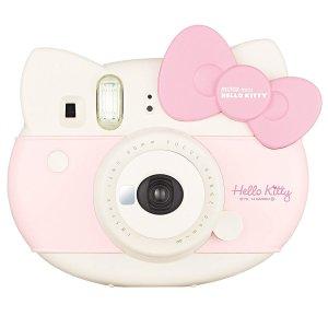 到手价 $81.96 日亚自营直邮FUJIFILM 富士 Hello Kitty 拍立得相机