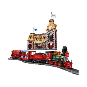 Lego迪士尼火车站 71044 | Powered UP | Buy online at the Official LEGO® Shop AU