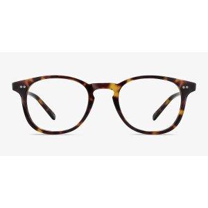 EyeBuyDirectSymmetry | Tortoise Acetate Eyeglasses | EyeBuyDirect