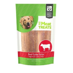 Dealmoon Exclusive: Only Natural Pet Free Range Beef Stripes Air Dried Jerky Dog Treats 5oz