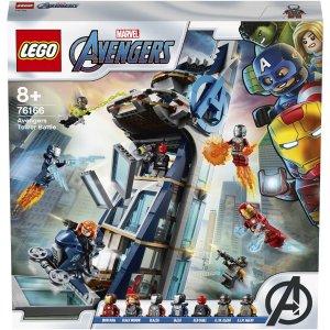 Lego线上折扣复仇者联盟大厦对战 (76166)