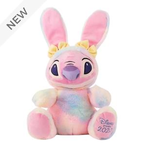 低至8折 £10收草莓熊抱枕Disney 精选复活节限定史迪奇、米奇公仔上线 玩偶抱枕热促中