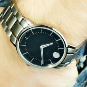 $375 (Orig $1,295)Movado Men's Movado TC Watch Model: 0606687