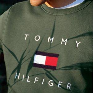 30% Off + Free ShippingTommy Hilfiger Outwear Sweater on Sale