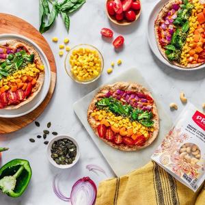 低至8折 奇亚籽284g$6.39Prana 坚果干货巧克力 自制彩虹披萨 混合麦片 种子套装