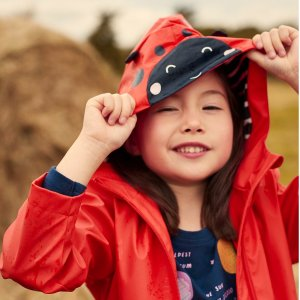 20% OffLast Day: Joules Kids Rainwear Labor Day Sale