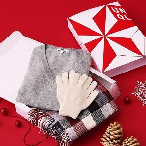 Starting At $3.90End Of Year Sale @ Uniqlo