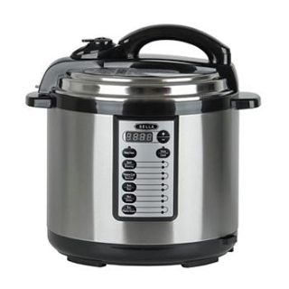 Bella 8-Qt. Pressure Cooker on Sale