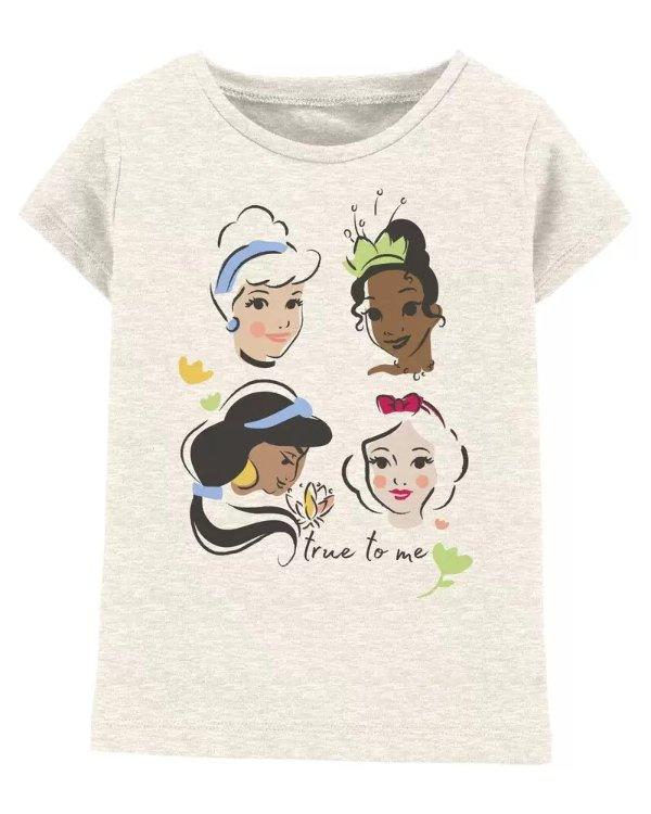 小童 公主T恤