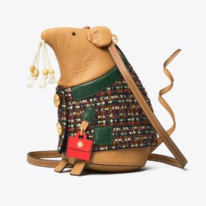 """上新 $138起 """"鼠""""你好看Tory Burch官网 鼠年限定系列鞋包、美衣"""