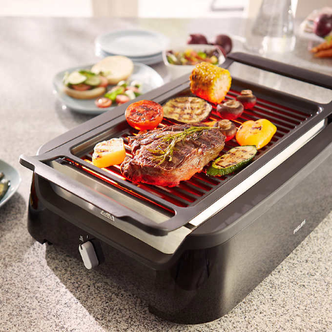 $99.99Philips Smokeless Indoor BBQ Grill