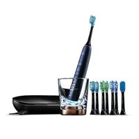 Philips DiamondClean 旗舰款智能牙刷 9700 深蓝色 附8个牙刷头