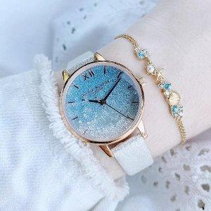 低至4折 小蜜蜂手表补货Olivia Burton 英伦风手表热促 少女必备腕表