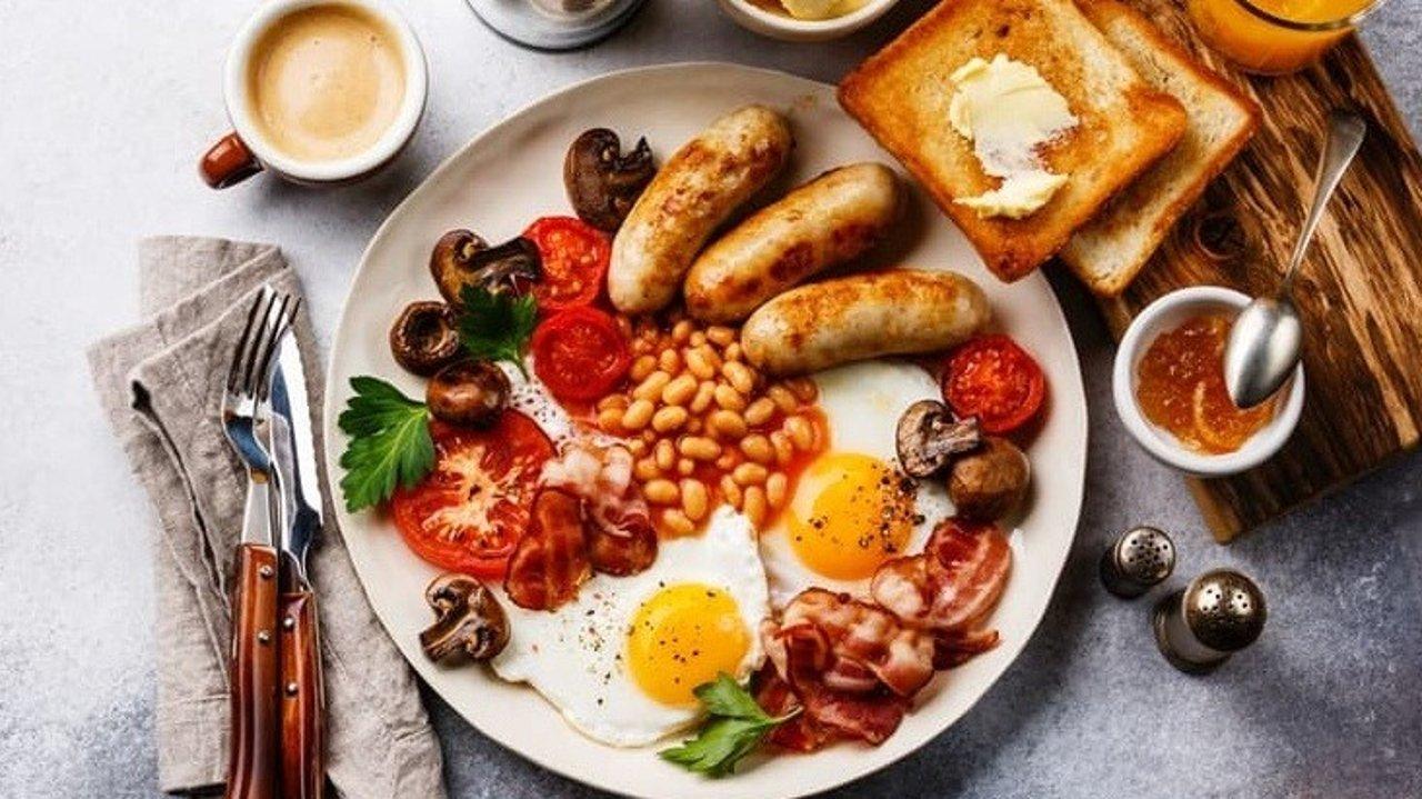英式早餐做法全指南    用English Breakfast开启元气一天!