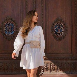 4折起!£25起收度假风小裙子折扣升级:Jovonna 法式连衣裙专场 小众品牌优雅设计