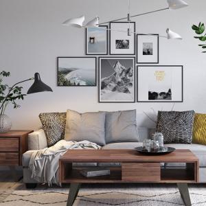 低至5折+额外8.5折+免邮最后一天:SimpliHome 精选高品质家具折上折热卖