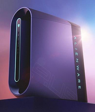 Alienware Aurora R9 游戏台式机 (i7-9700K,2080S,16GB,512GB)