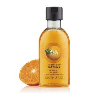 小蜜橘沐浴乳60ml