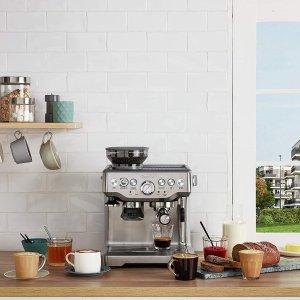 4折起Breville铂富 厨房小家电 收家用咖啡机