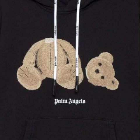 新款8.5折 T恤$242Palm Angels 断头熊专场 爆款小熊崽潮人必备
