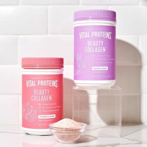 20% Off + Extra $15 off $75+Vital Proteins Collegan Powder