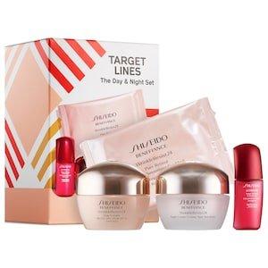 Target Lines: The Day & Night Set - Shiseido | Sephora